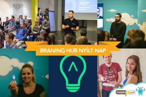 Braining Hub Nyílt nap 2019. 01. 15.